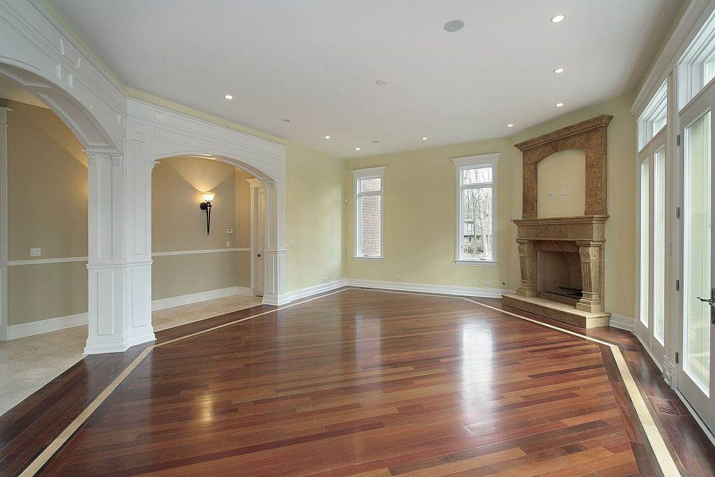 Colorado Springs Hardwood Floor Cleaning